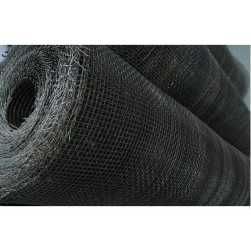 Сетка штукатурная черная 10*10*0,8мм