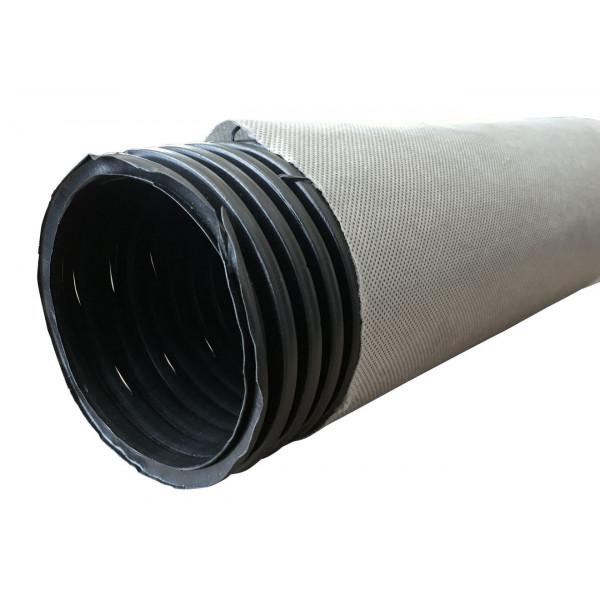 Труба ДГТ 160 с фильтром, бухта 50м