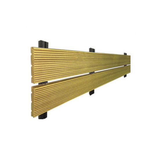 Планкен из ДПК 80*13*3000 мм. (бамбук, антрацит, мрамор)
