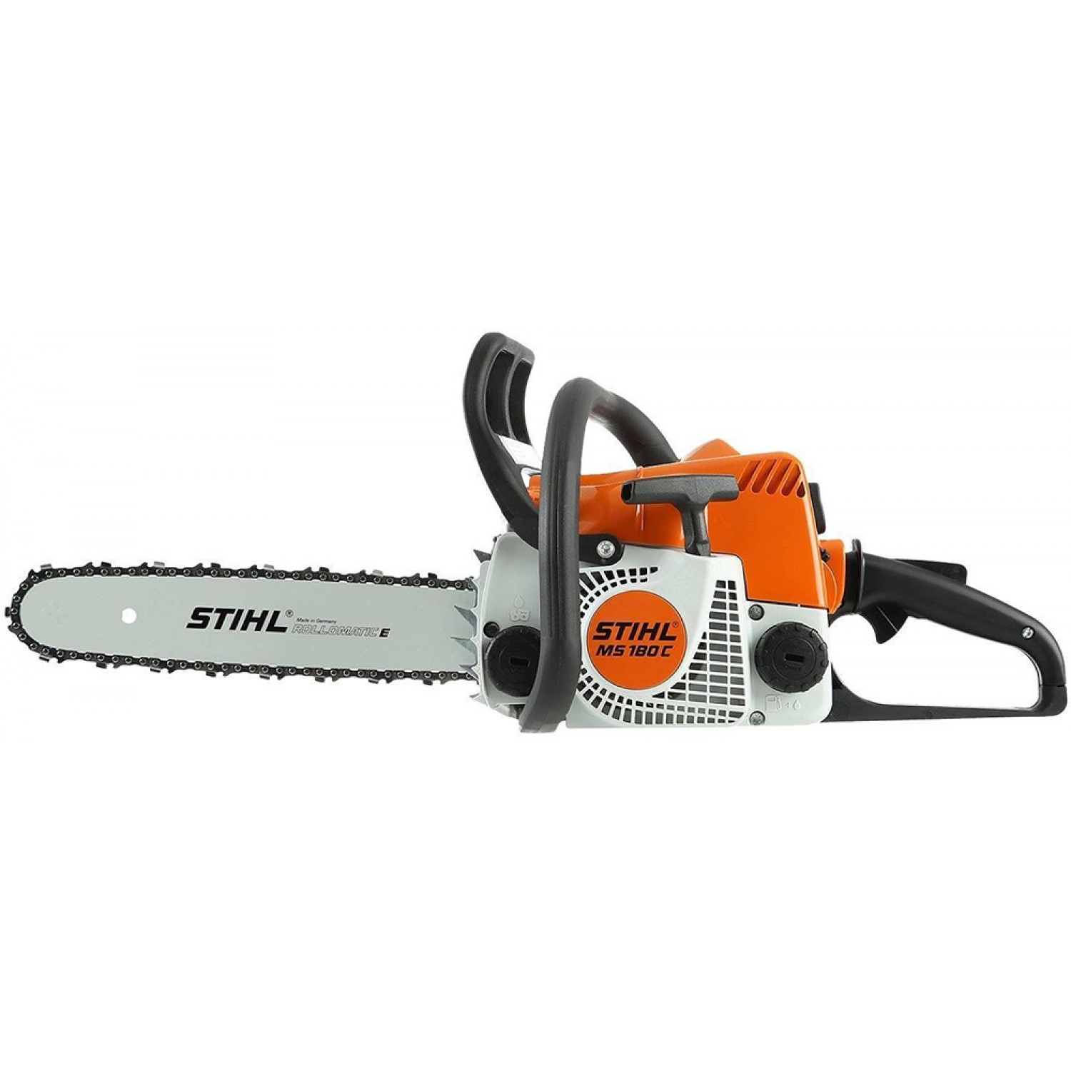 Бензопила STIHL MS 180  C-BE, шина R 35 см,