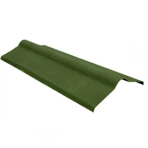 Конек для ондулина зеленый 0,36х0,9