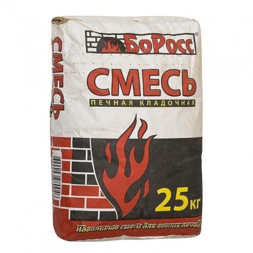Смесь для печей и каминов 25 кг(РЕАЛ)