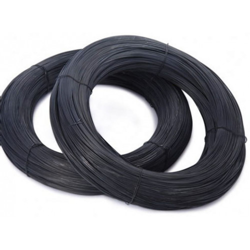 Проволока черная ТО 1,0мм  1 бухта - 10 кг