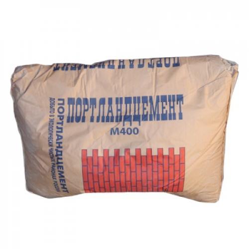 Пикалёвский цемент М-400, 50кг II/А-Ш 32,5Б