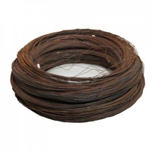 Проволока черная ТО 0,8мм  1бухта - 10 кг