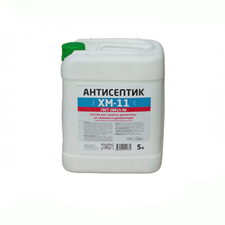 Антисептик ХМ11 р-р 5л