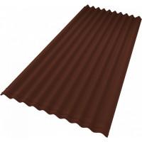 Ондулин Smart коричневый 0,95х1,95м