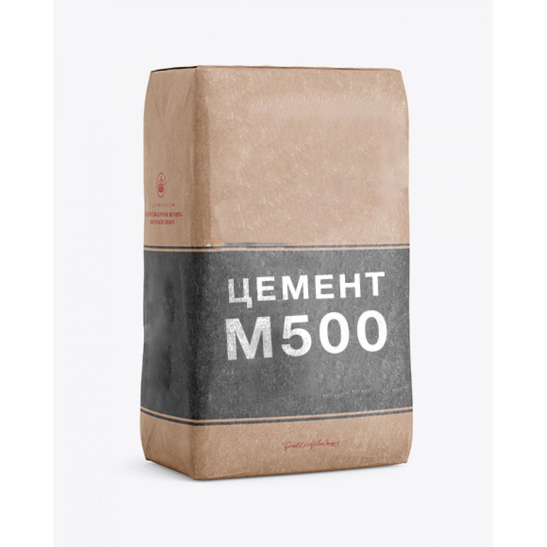 Цемент (М500)  50 кг