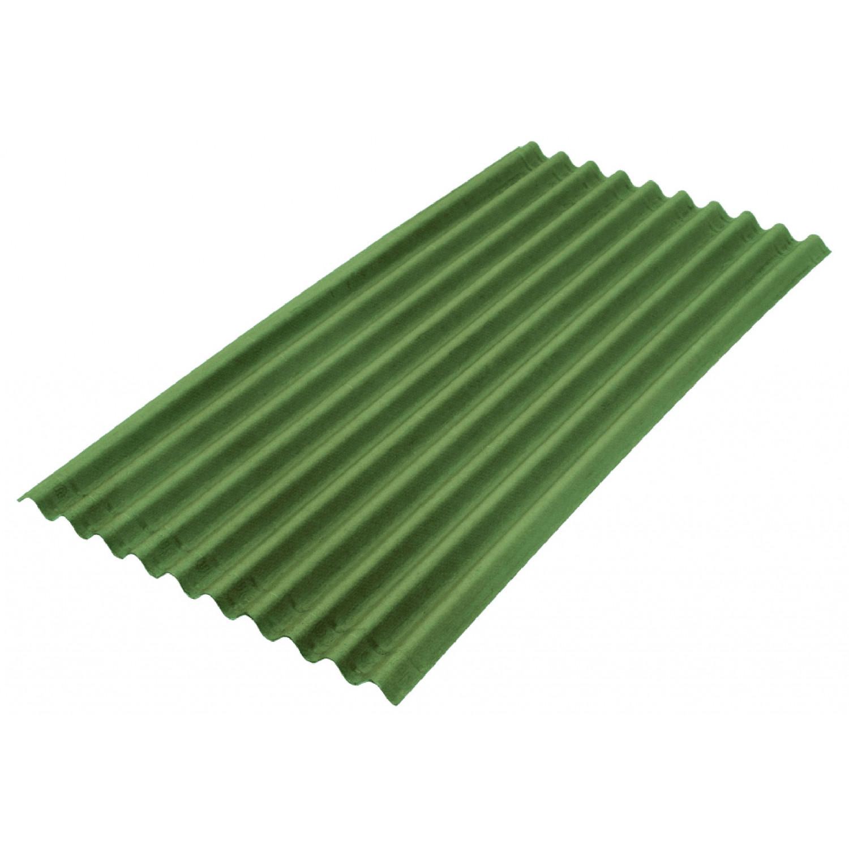 Ондулин Smart зеленый 0,95х1,95м