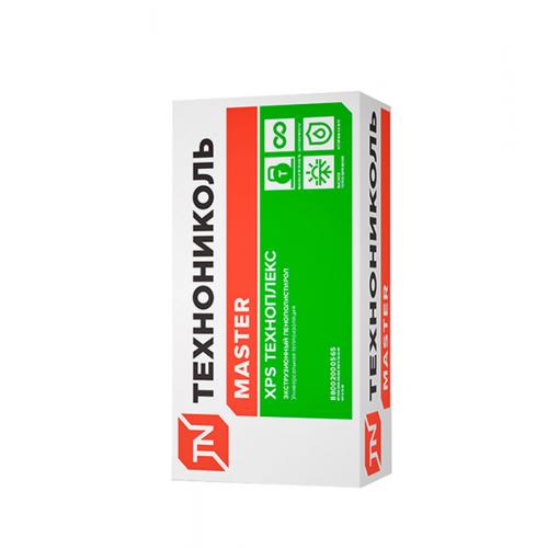 Экструдированный пенополистерол.ТЕХНОПЛЕКС (40*580*1180мм)уп=10шт.6,85м2/0,274м3