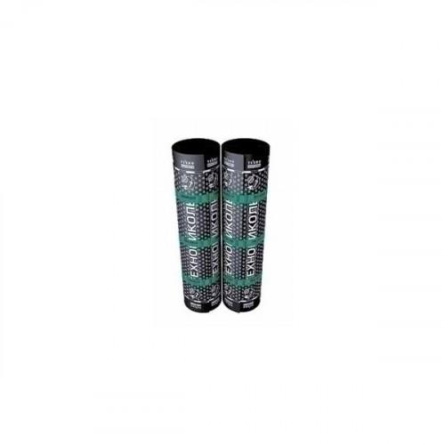 Унифлекс ХКП сланец серый (3,8мм, 10*1м)